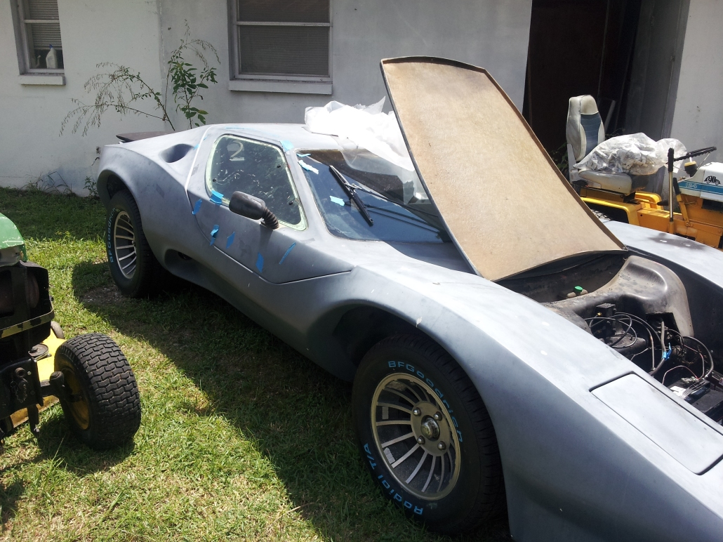 So I Decided To Buy A Kit Car Ron Rule